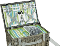 Cilio Picnic Baskets From £75.00