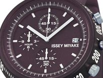 61% off Issey Miyake Trapezoid Chronograph
