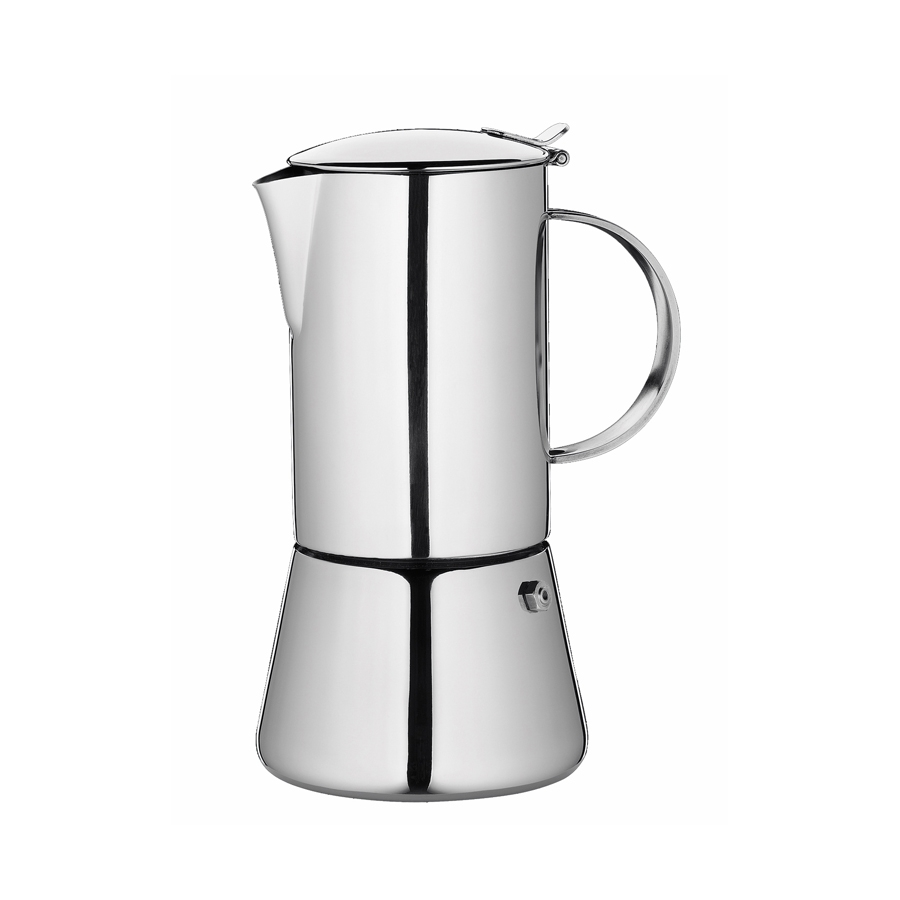 Cilio Aida 4 Cup Stove Top Espresso Pot