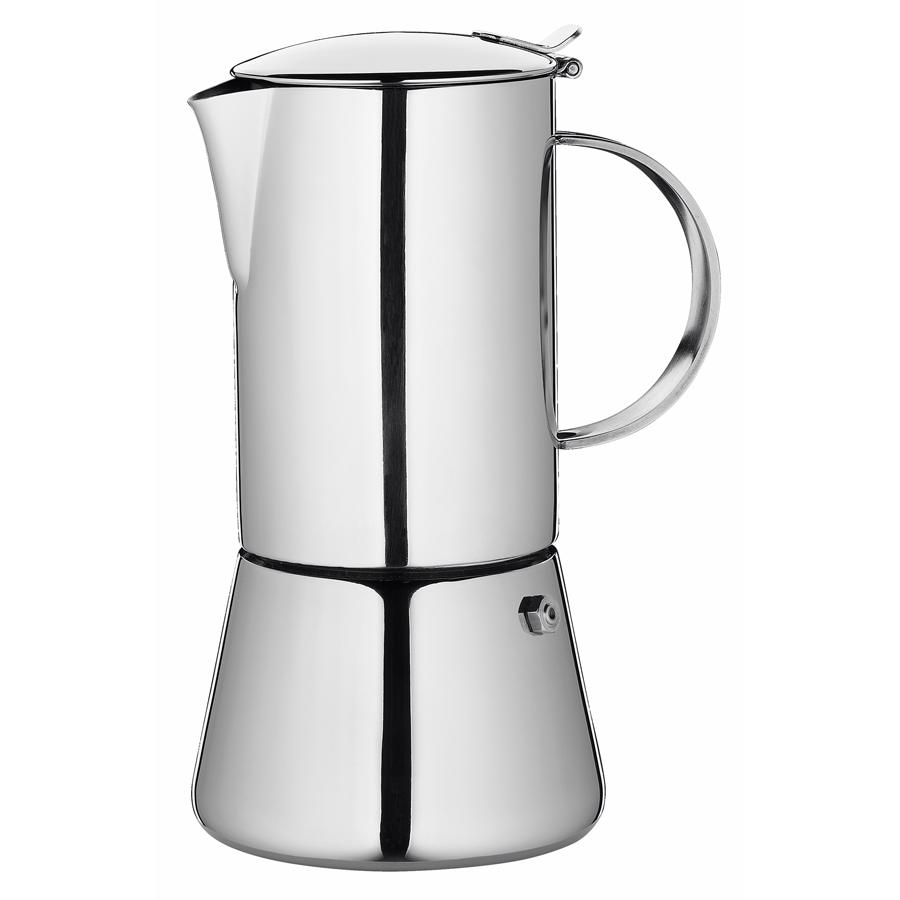 Cilio Aida 10 Cup Stove Top Espresso Pot